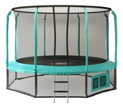 Батут Eclipse Space Green 14 FT