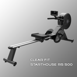 Гребной тренажер Clear Fit StartHouse RS 500