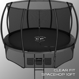 Батут Clear Fit SpaceHop 10 ft